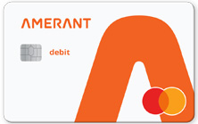 Image of Amerant Debit Card