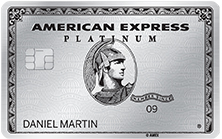 Image of AMEX Platinum Card